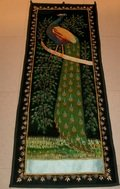Decorative Silk Tapestry