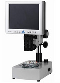 Integrated video microscope