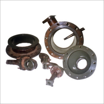 PTFE Lined Pipe Components