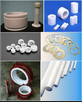 PTFE Moulded Items