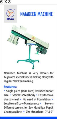 Namkeen Machine