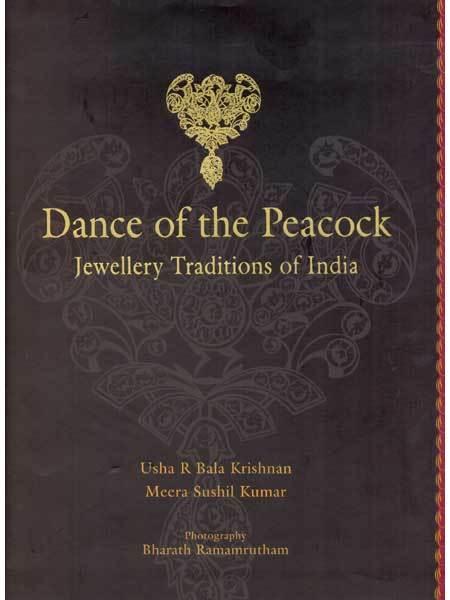 Dance Of The Peacock Jewellery Book