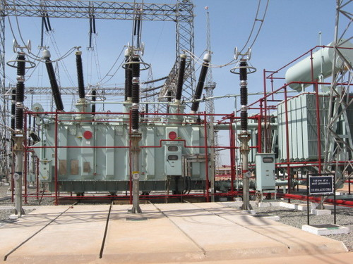 Switch Yard Substation Turnkey Projects Switch Yard
