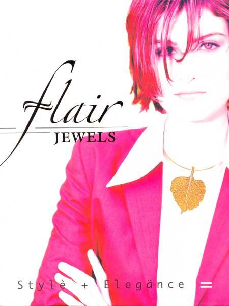 Flair-Jewels Jewellery Book