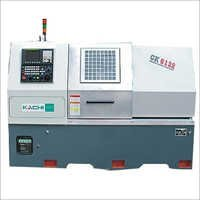 Automatic Slant Bed Lathe