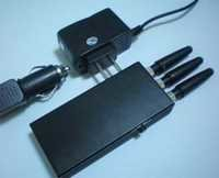GPS and Cellphone Jammer