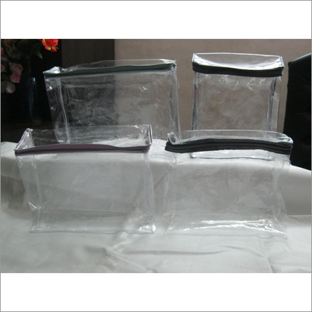 PVC / MPE Sheet Set Bags