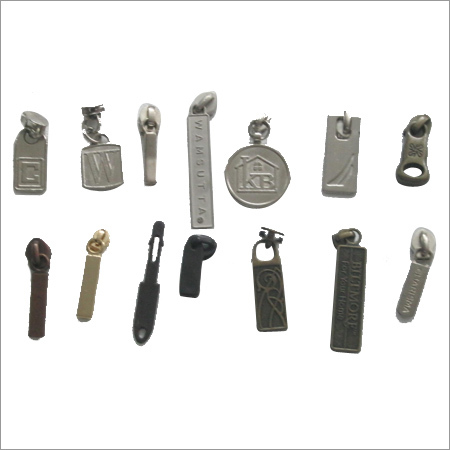 Custom made Zippers / Pullers
