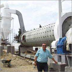 Cement Clinker Grinding Plant