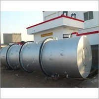 Cooler Drum For NPK Fertilizer