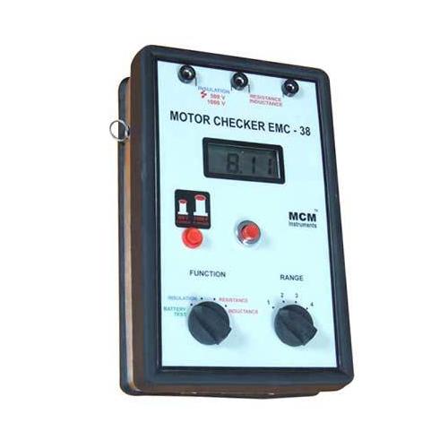 Digital Motor Checker EMC-38