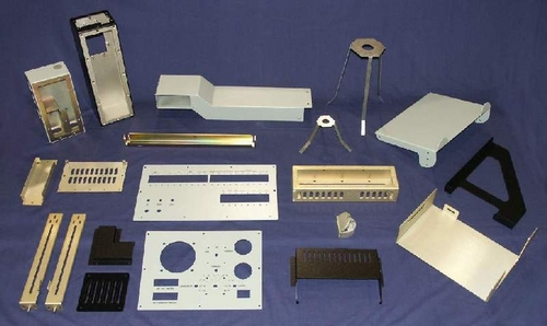 Pressed Components