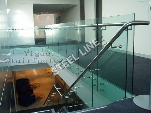 Glass Deck Railings