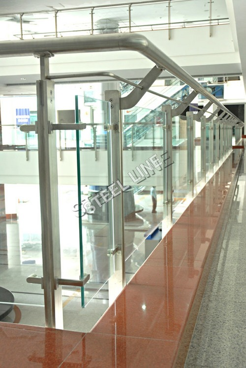 Residential Glass Railings