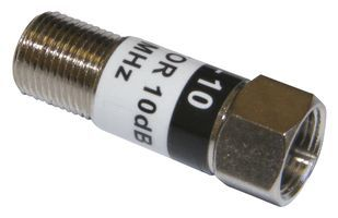 10 db F type attenuator