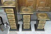 Antique Brass Furniture