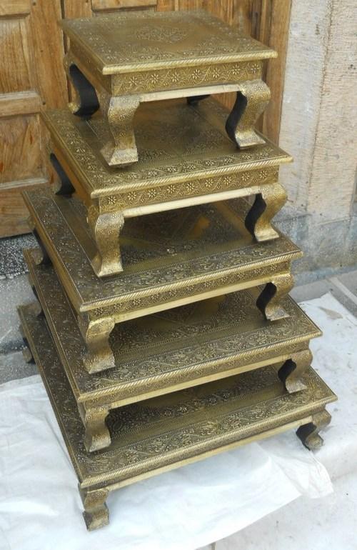 Brass Antique Furniture