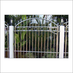 Customized Steel Gates
