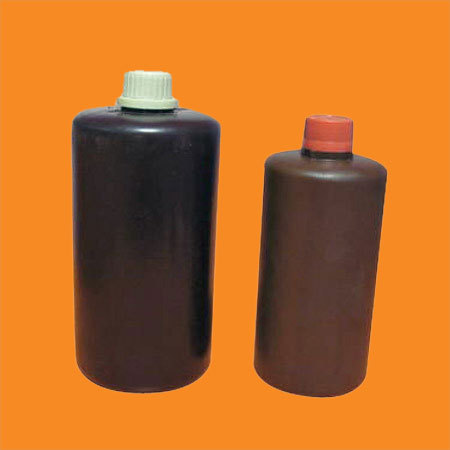 Pesticide & Chemical Bottle