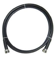 DIN male to DIN male half inch super flexible cable