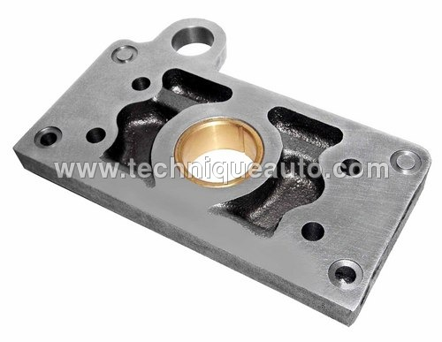 PUMP PLATE WITH BUSH [SMALL] MF-135