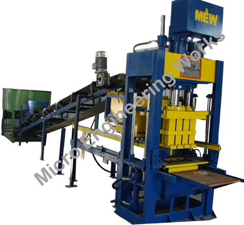 Flyash Brick Making Machine - MEW PL 1500
