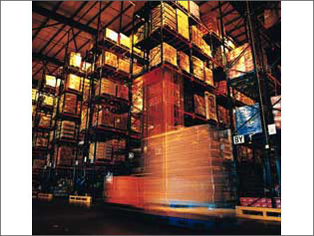 Export Import Consolidation Services