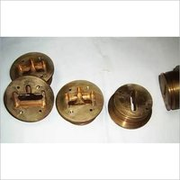 High Precision Copper & Brass Machining