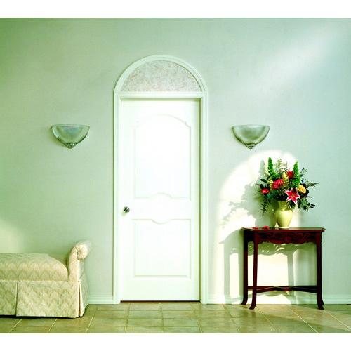 2 Panel Horizon Textured Doors