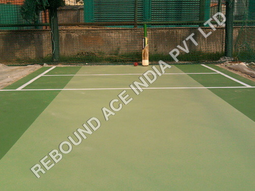 Acrylic Synthetic Sports Flooring