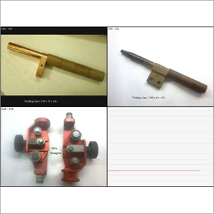 Saw Pipe Spare Component