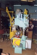 Automatic Center Drilling Machine