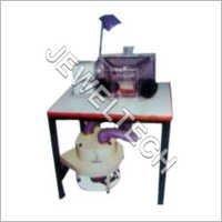 Dry Sprue Grinding Machine