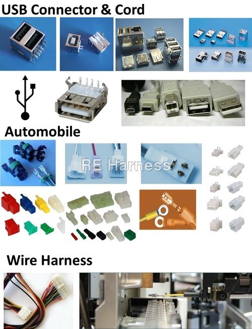Wire Bord Harness