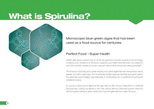 5viewer Spirulina