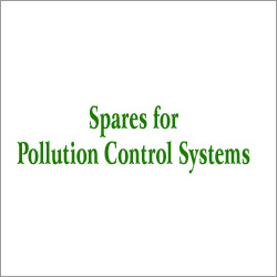 Spares for Pollution Control Systems