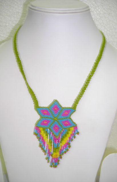 Multi-Coloured Glass Beaded Jewelery