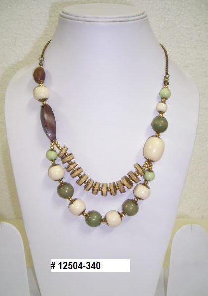 Ladies Beaded Necklaces