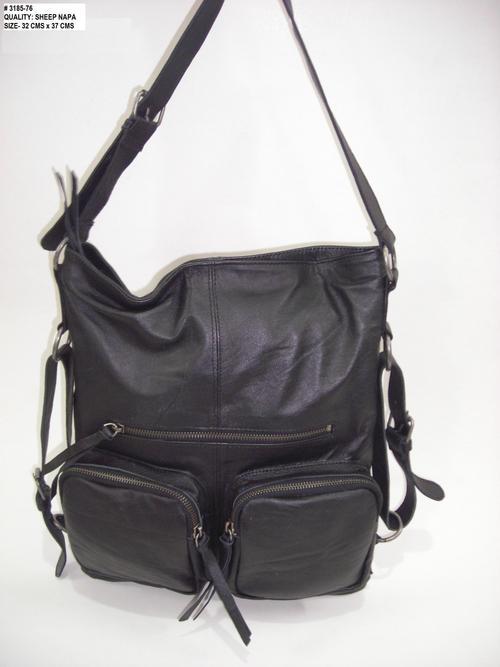 Trendy Leather Ladies Bag
