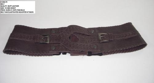 Leather Ladies Belt