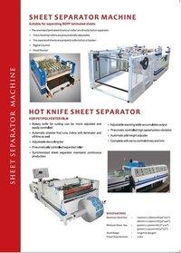 Sheet Separator Unit