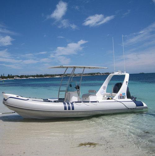 Liya 6.2m Rib Boat Rigid Hull Inflatable Boats Sport Fishing Boat For Sale