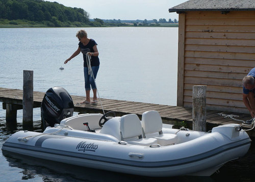 Liya 20ft/4.3m Rigid Hull Inflatable Rib Boat