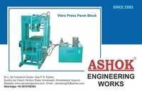 Vibro Press Paver Block
