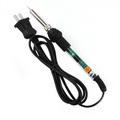 Adjustable internal heating soldering iron