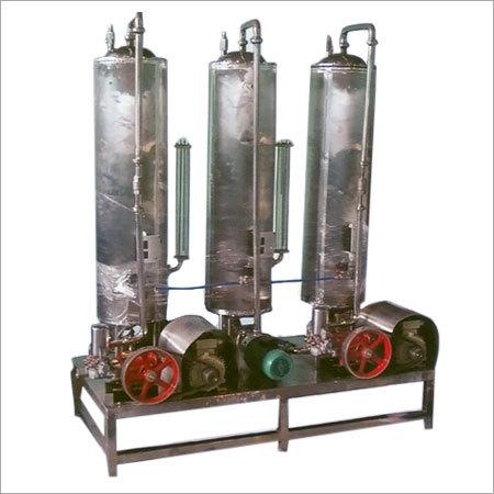Automatic Carbonator Machine