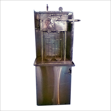 Semi Automatic 2 Head Soda Filler