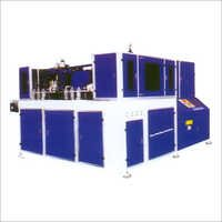Straight Blow Moulding Machine