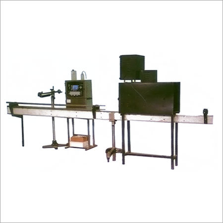 Two Stage Blow Moulding Machine