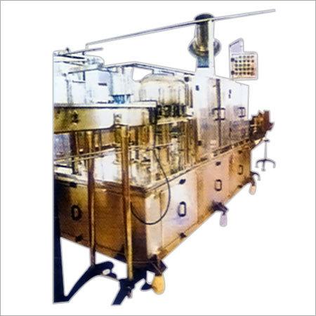 Bottle Washing Filling Capping Machine